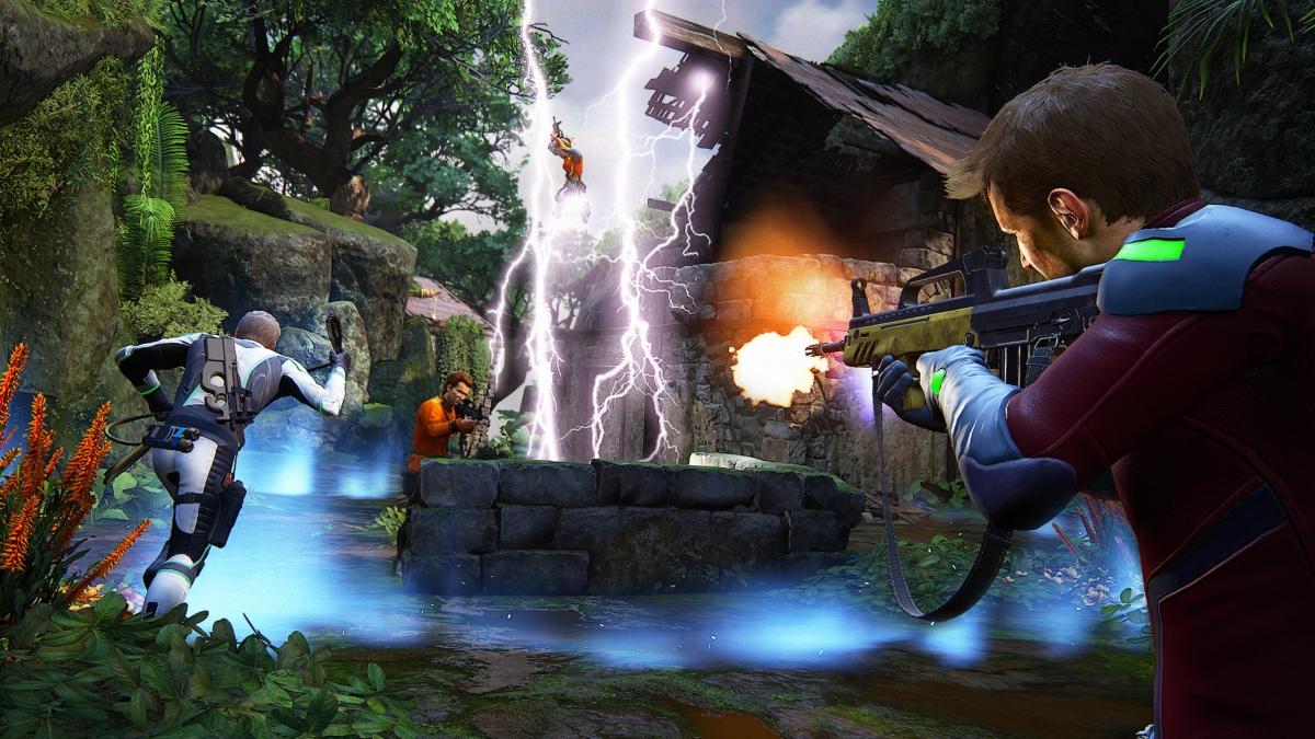 Завтра в «Uncharted 4: Путь вора» начнется состязание «Царь горы»