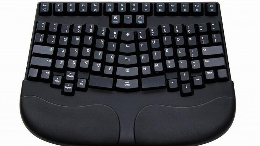 Truly Ergonomic 209: эргономичная QWERTY-клавиатура
