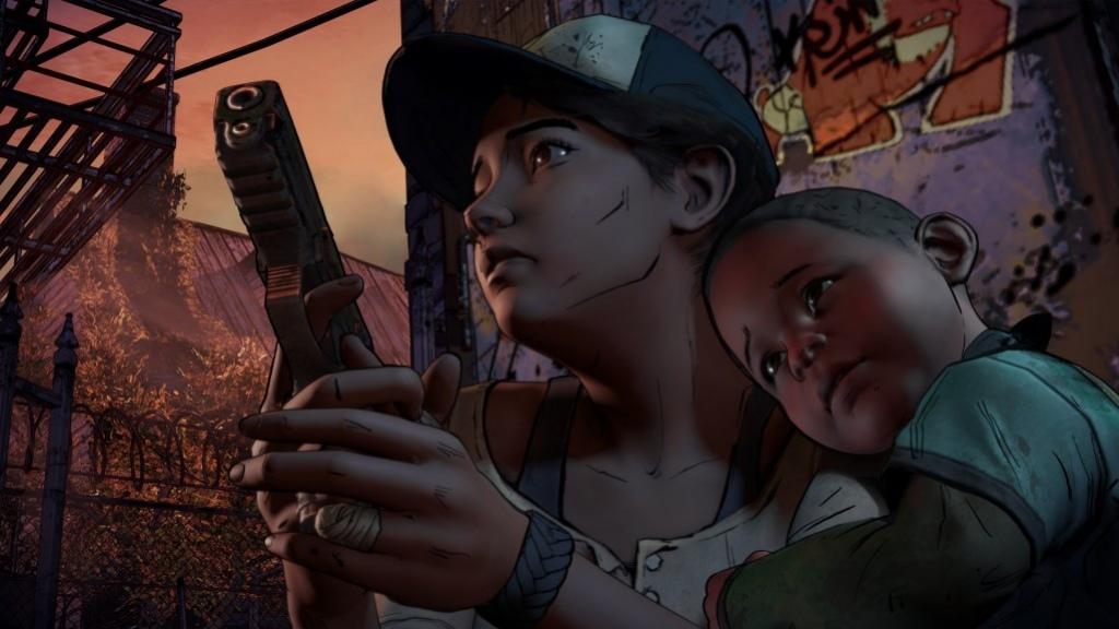 Премьеру третьего сезона The Walking Dead назначили на ноябрь
