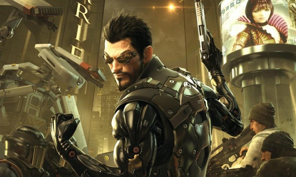 Пожертвуйте 1$ на благотворительность и получите в подарок Deus Ex: Human Revolution