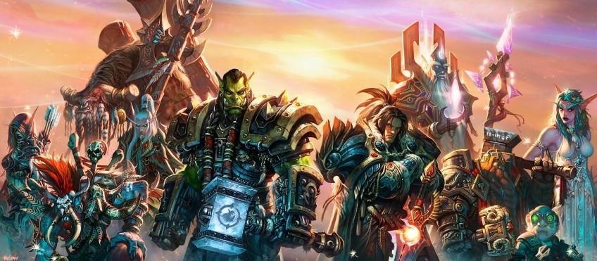 Blizzard начинает праздновать 25-летие Warcraft
