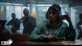 В Battlefield 2042 будет небинарный оперативник