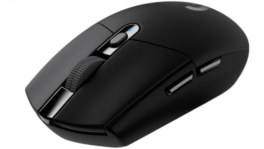 Logitech выпустила беспроводную мышь G305 с разрешением 12 000 dpi