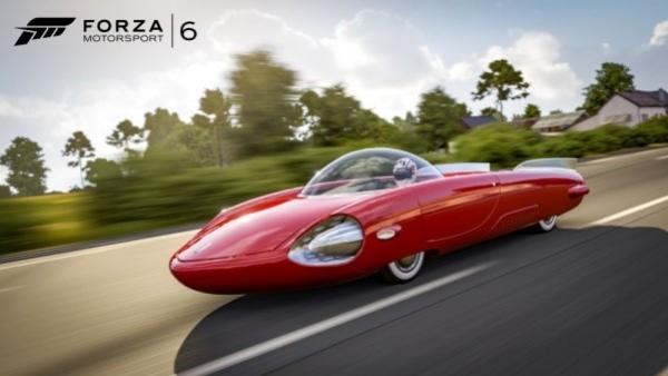 В Forza Motorsport6 добавили еще одно авто из Fallout 4