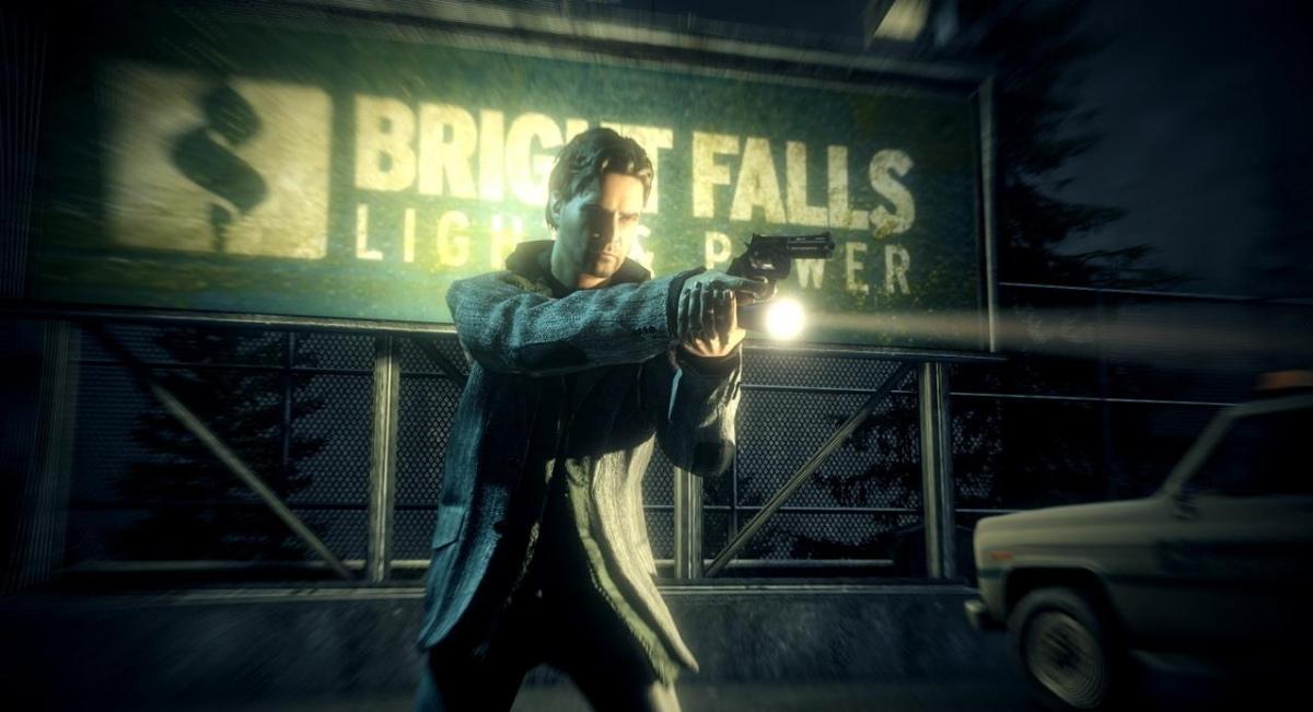 Создатели Max Payne и Alan Wake работают над новой игрой