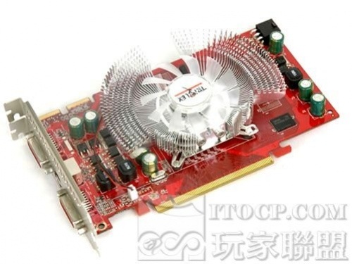 ATI Radeon HD 3690 – еще одна бюджетная модель