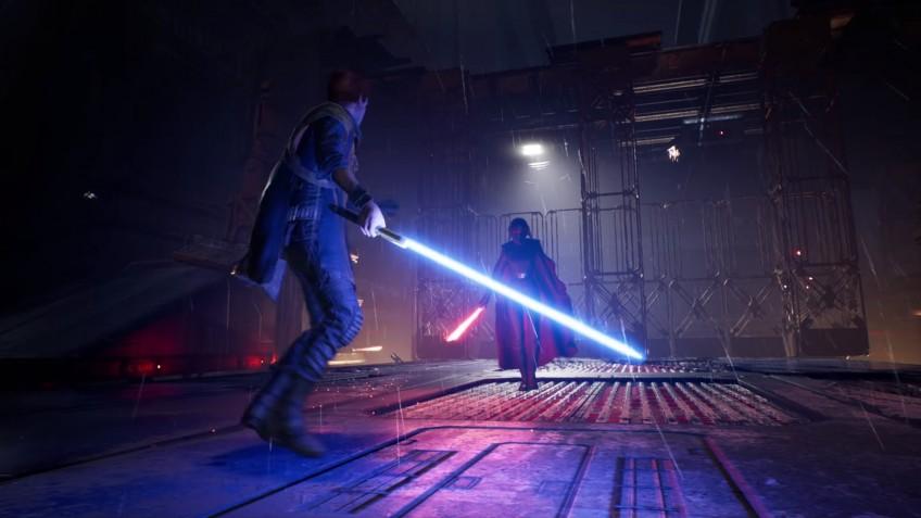 ЕА возвращается в Steam со Star Wars Jedi: Fallen Order — у игры появился релизный трейлер