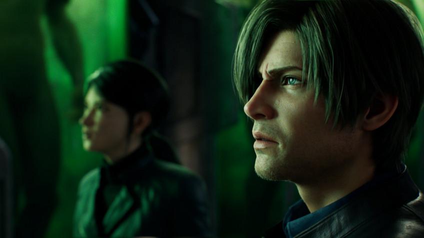Новые изображения Resident Evil: Infinite Darkness посвятили Леону Кеннеди