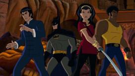 Действие нового мультфильма о Бэтмене  развернётся в 70-ые годы