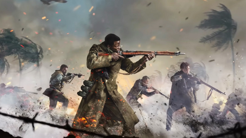 Открытая бета Call of Duty: Vanguard стартовала на PlayStation, Xbox и PC1