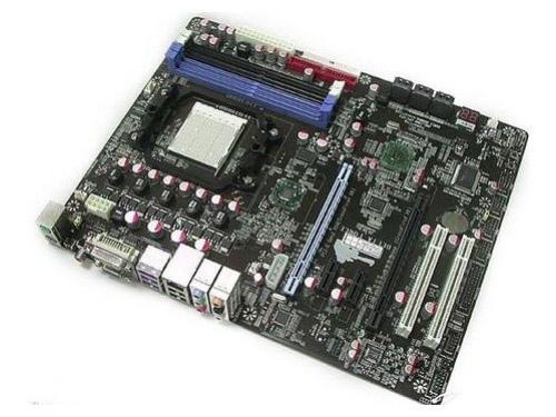 Первые фотографии AMD 790GX