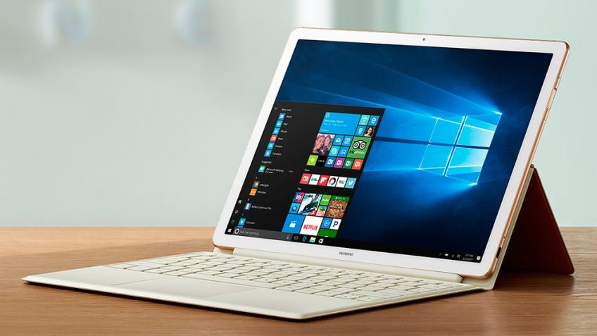 Huawei Mate Book E — трансформер с Windows 10 и Snapdragon 850