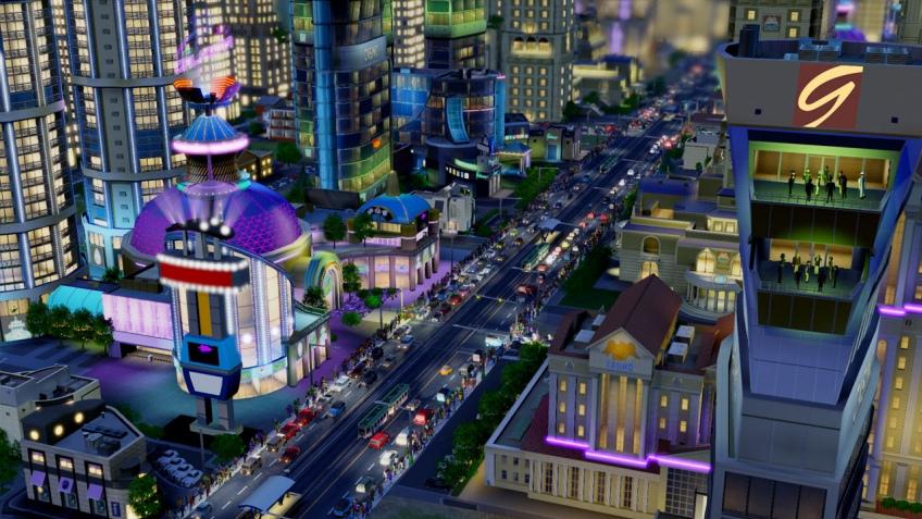 Постоянное интернет-подключение пойдет пользователям SimCity на пользу
