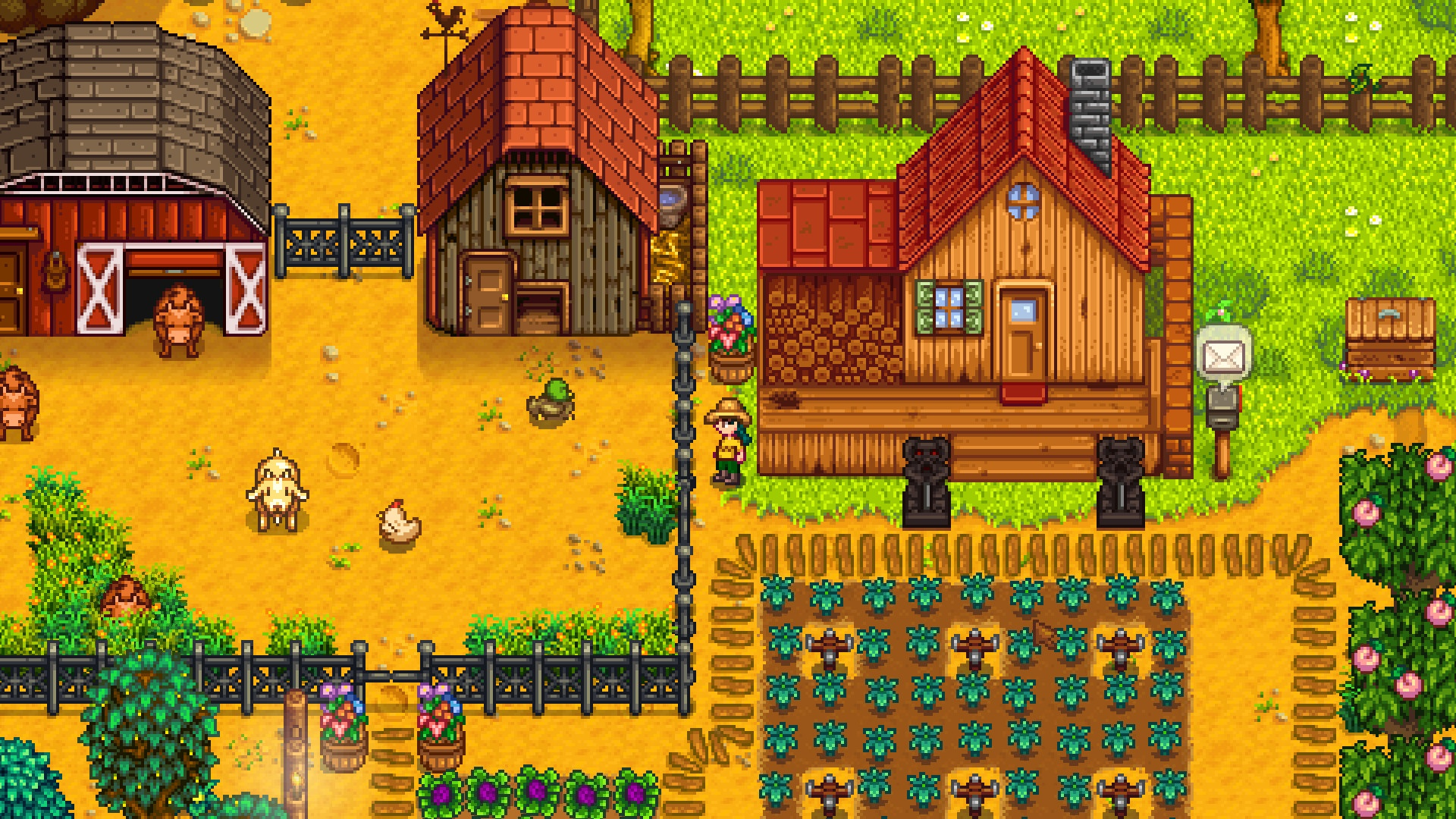 Создатель Stardew Valley работает над двумя новыми играми