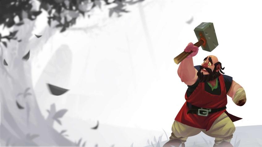 Релиз экшен-RPG Yaga состоится уже12 ноября