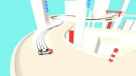 В GOG раздают гоночный симулятор Absolute Drift