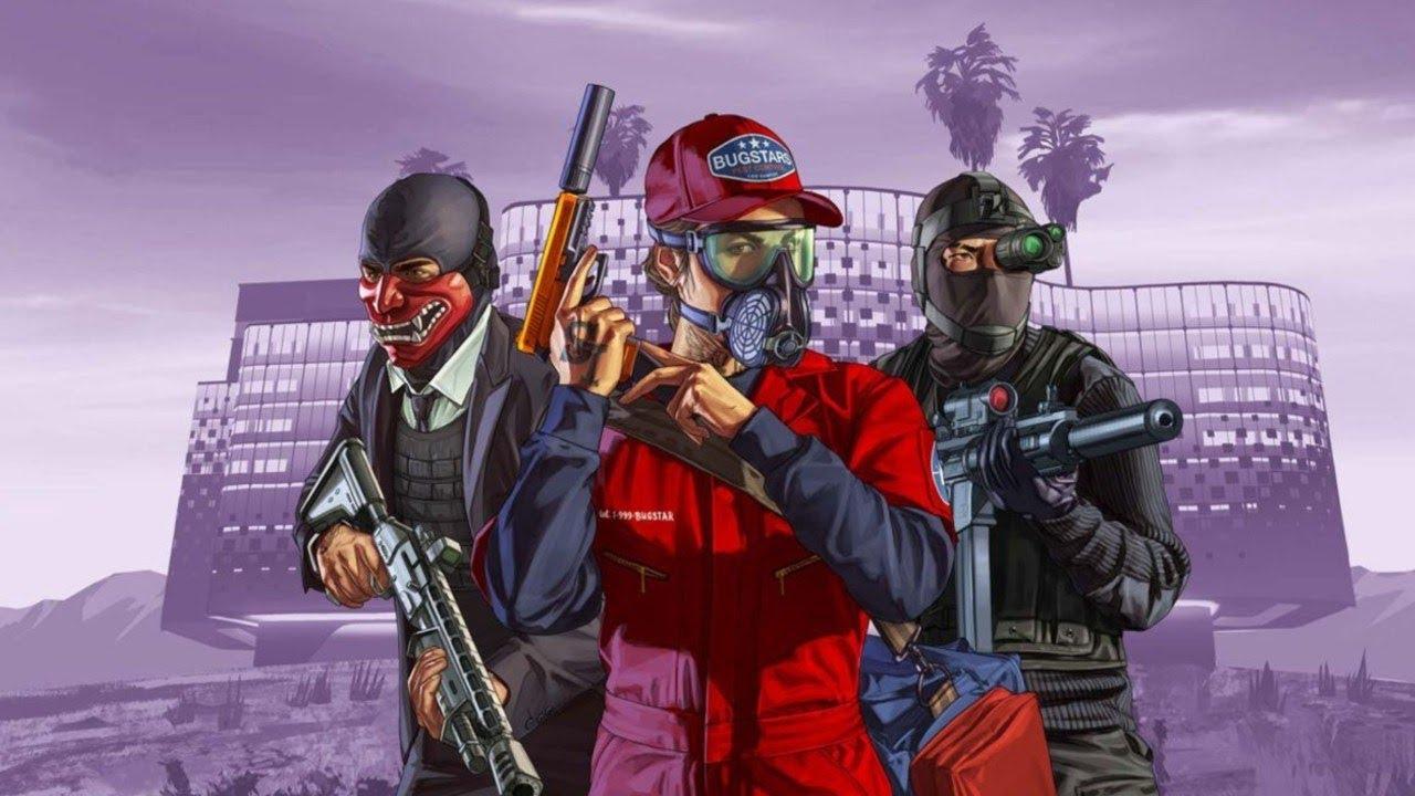 Rockstar уже выпустила патч для GTA Online — на PC игра грузится до5 раз быстрее