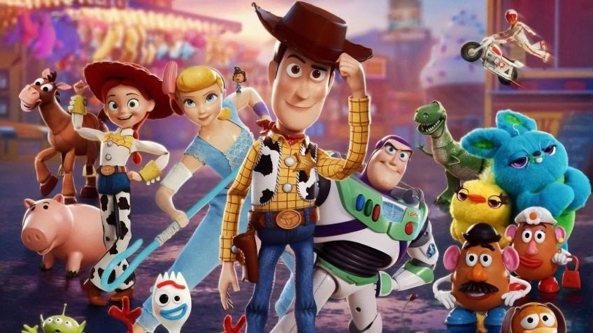 «История игрушек 4» тоже собрала миллиард долларов в мировом прокате