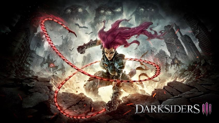 Вышел первый официальный трейлер Darksiders 3