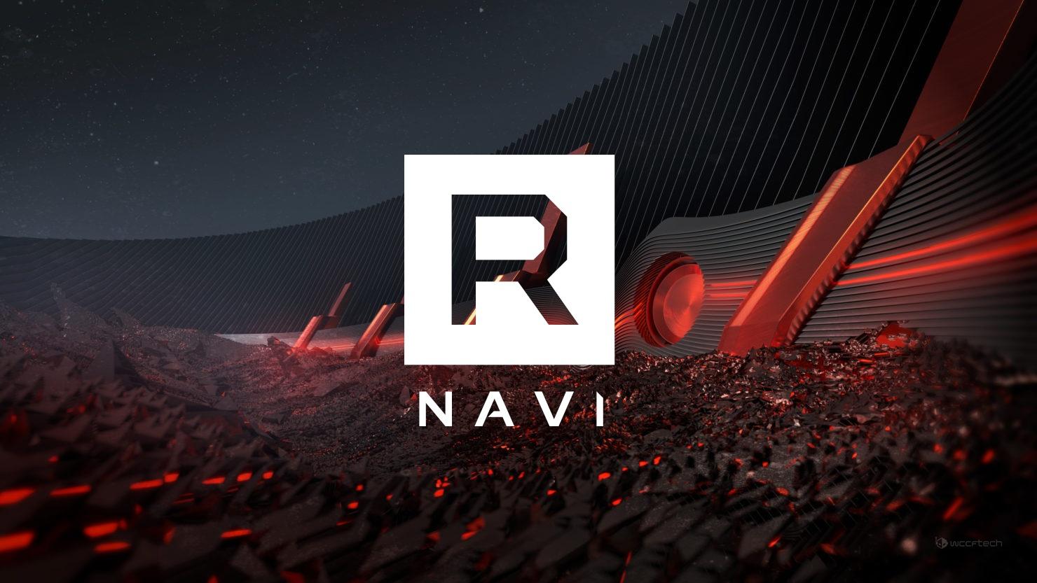 Слухи: топовые карты AMD Navi получили сертификат