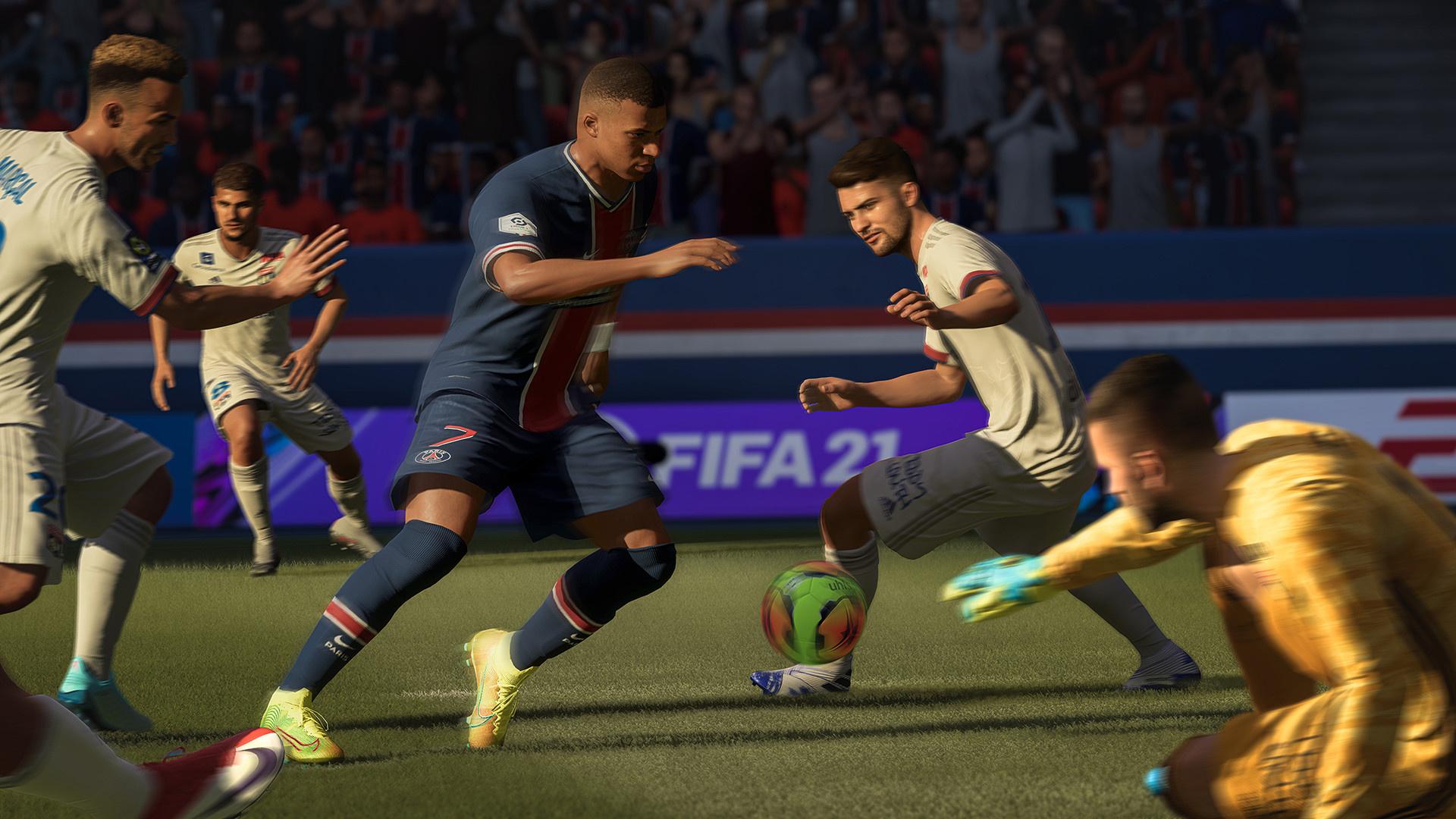 В FIFA временно появились наборы для режима Ultimate Team с предпросмотром