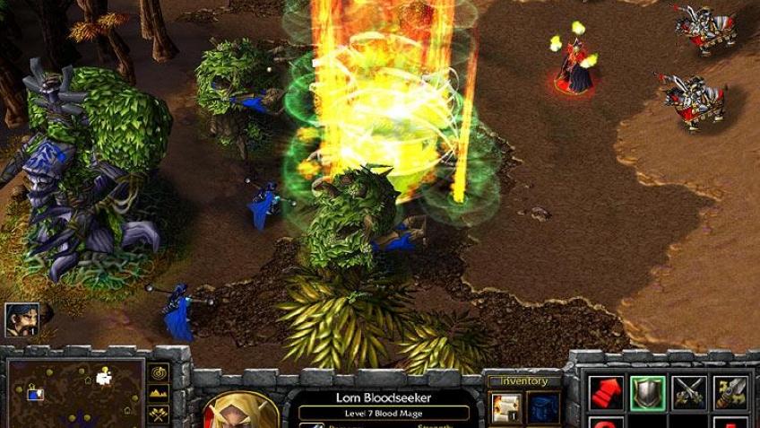 Обновление Warcraft III