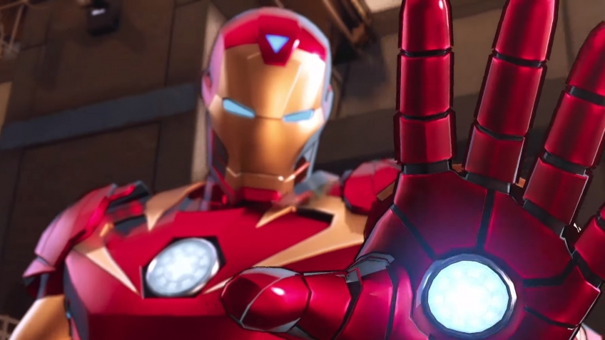 Marvel Ultimate Alliance 3: The Black Order стала главной темой свежего Game Informer