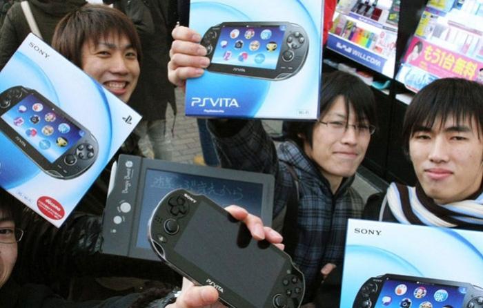 Первые успехи 3DS, первые неудачи Vita