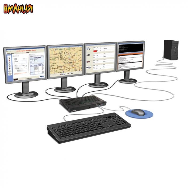 Компьютер в подсобке
