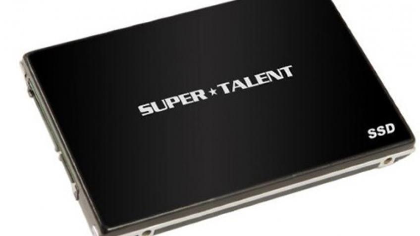 Быстрые и емкие SSD Super Talent