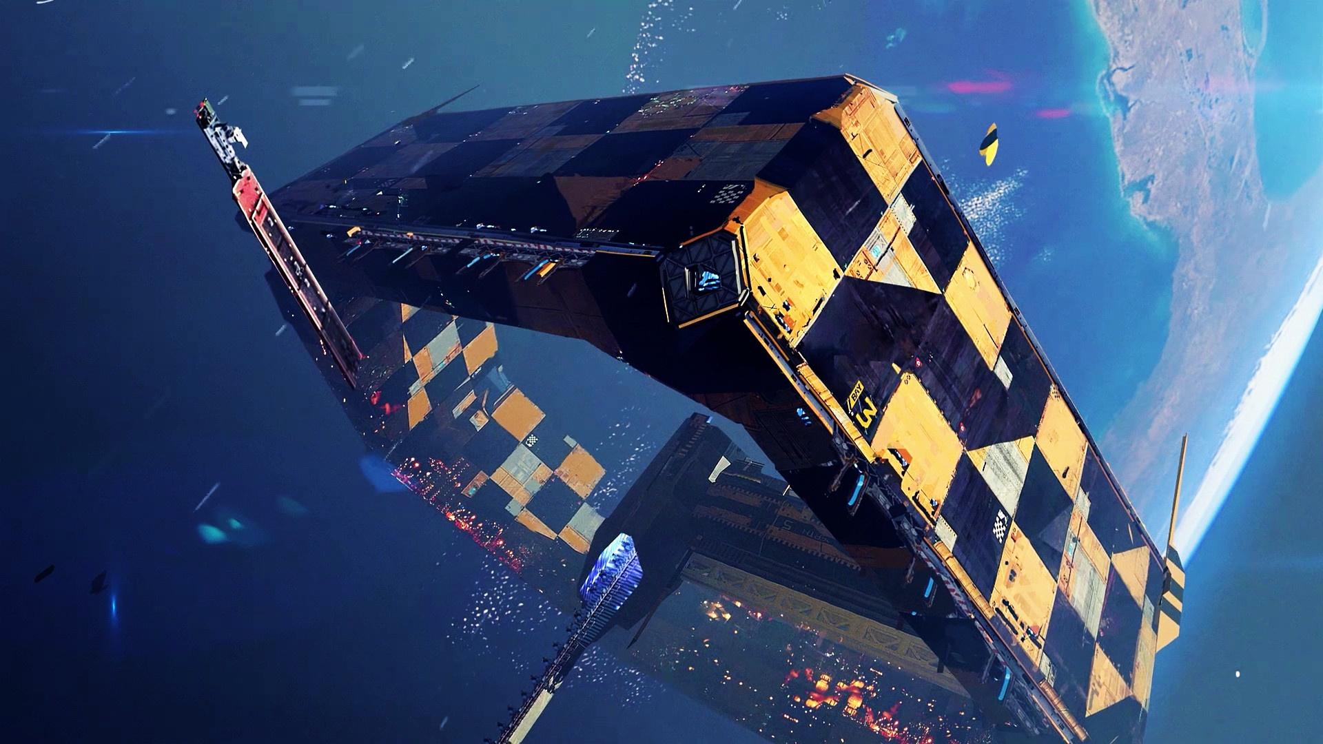 Анонсирована Hardspace: Shipbreaker — симулятор утилизатора космических кораблей