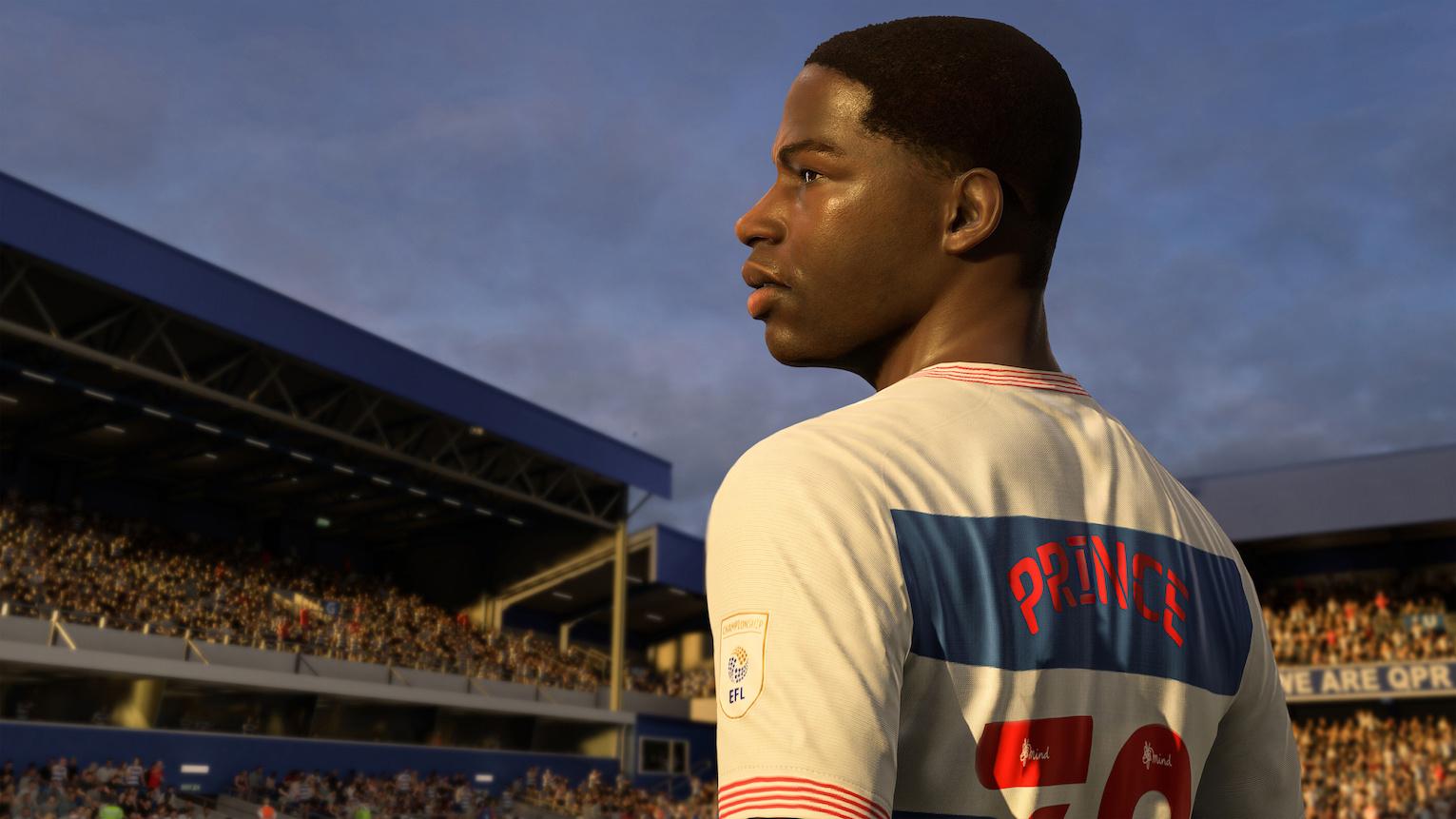 В FIFA21 добавили убитого15 лет назад футболиста