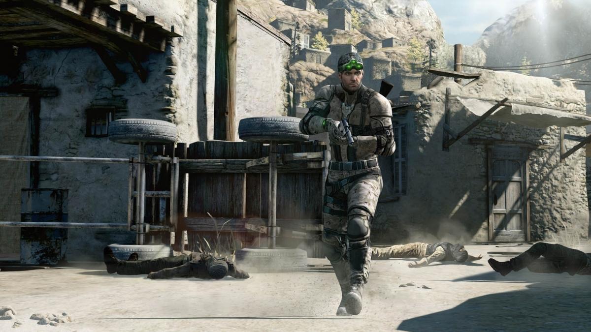Глава Ubisoft: в определённый момент Splinter Cell вернётся