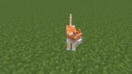 В Minecraft появятся кошки