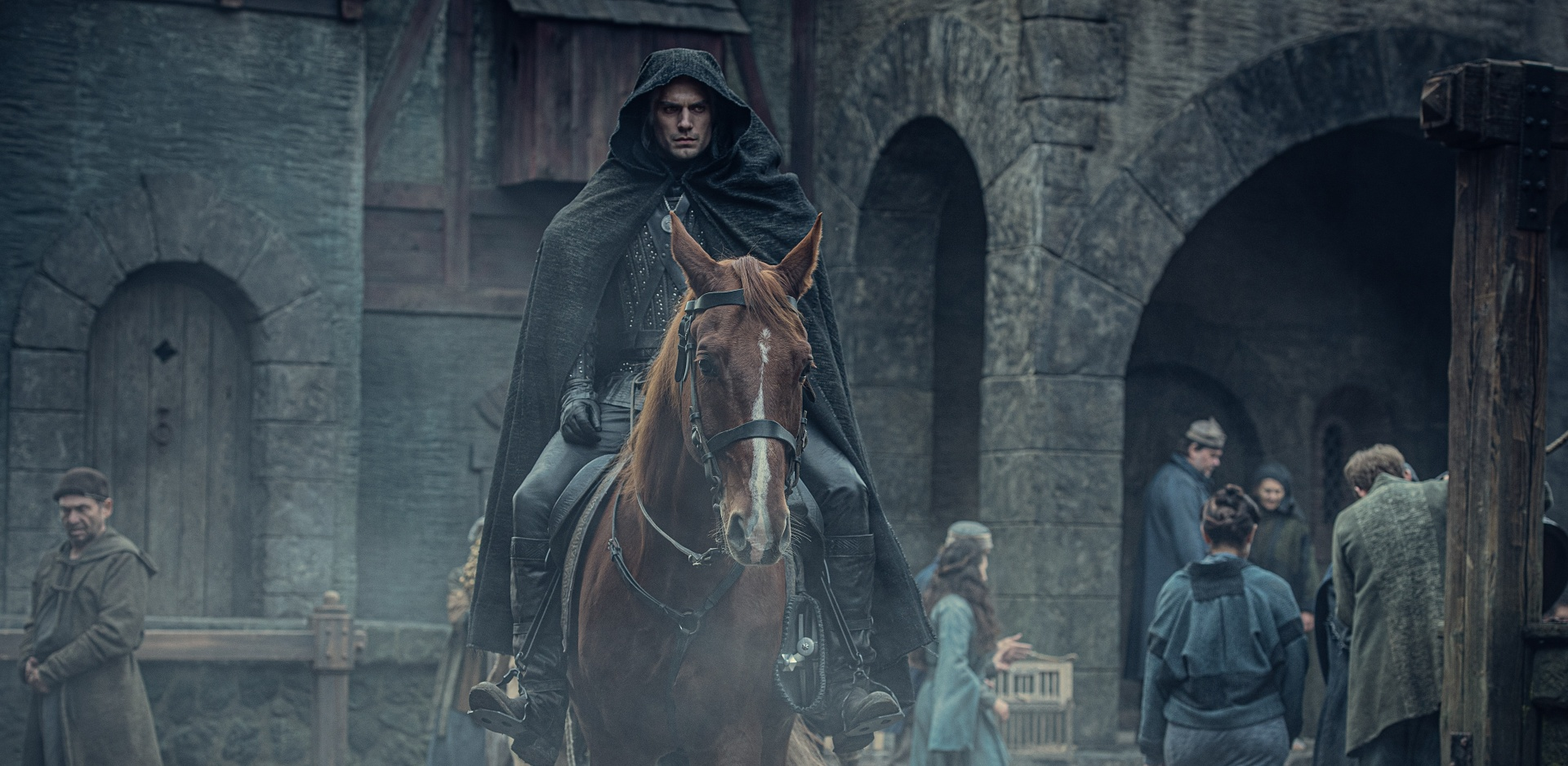 Netflix уже продлил «Ведьмака» на второй сезон