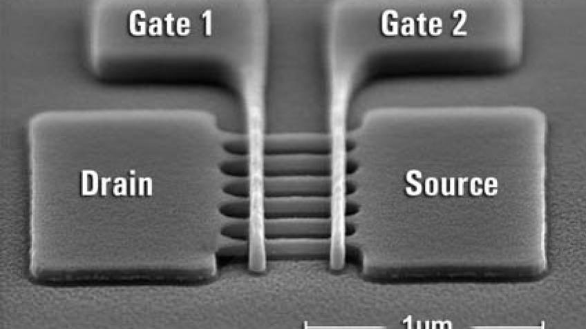 3D-транзисторы Infineon