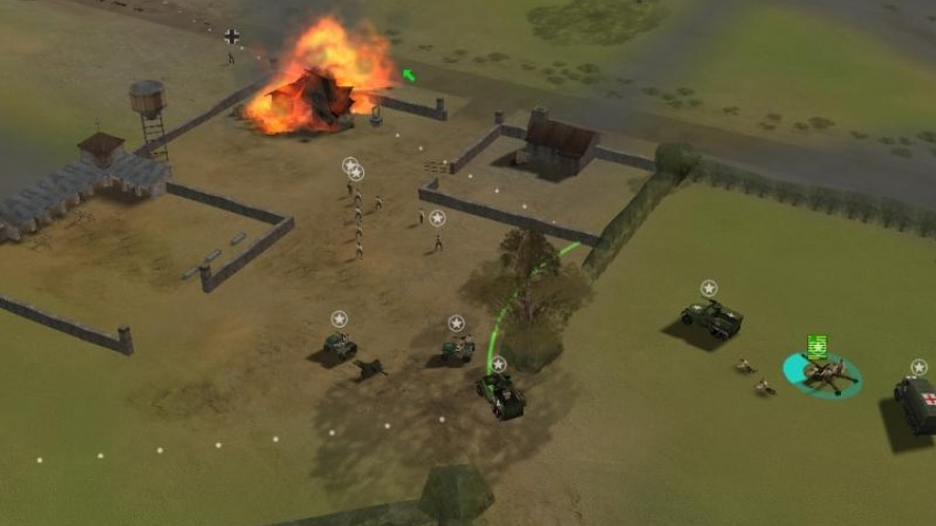 Демоверсия Frontline Command
