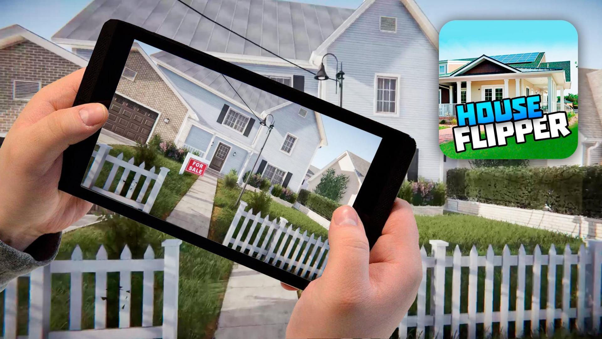 Мобильную версию House Flipper загрузили 10 миллионов раз