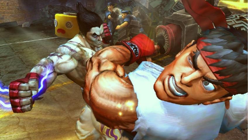 Tekken X Street Fighter официально отменён