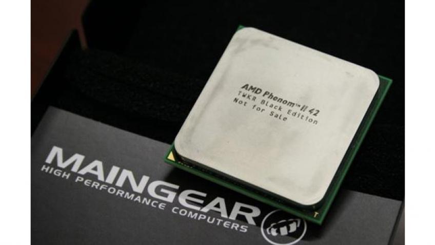 AMD представила процессоры для энтузиастов