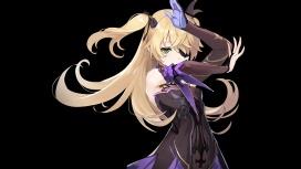 Авторы Genshin Impact представили новую героиню Фишль