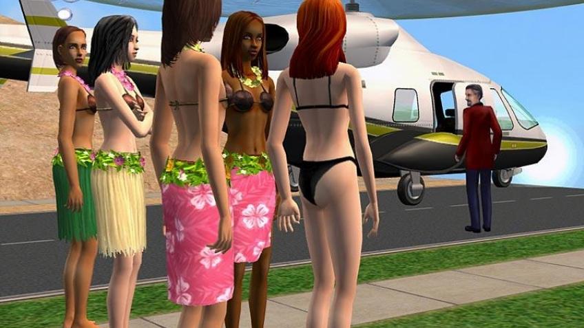 The Sims 2 на DVD
