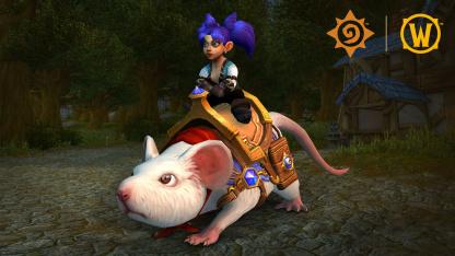 За подписку World of Warcraft дарят два Пропуска завсегдатая Hearthstone