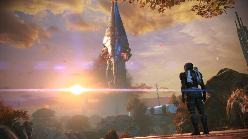 Mass Effect Legendary Edition официально в продаже — центр запуска