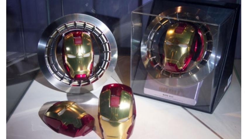 E-3lue выпустила мышь в виде шлема Железного человека