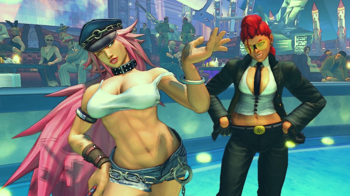 Ultra Street Fighter4 выйдет в мае на PS4