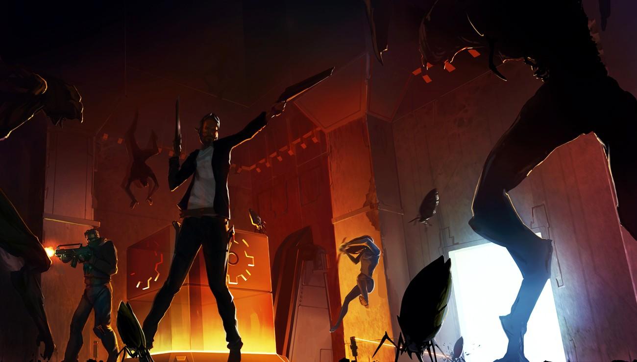 Рогалик Dungeon of the Endless выйдет на PS4 и Switch15 мая