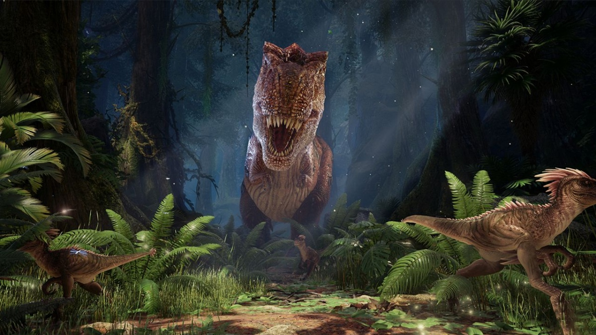 Из ARK: Survival Evolved сделают виртуальный парк