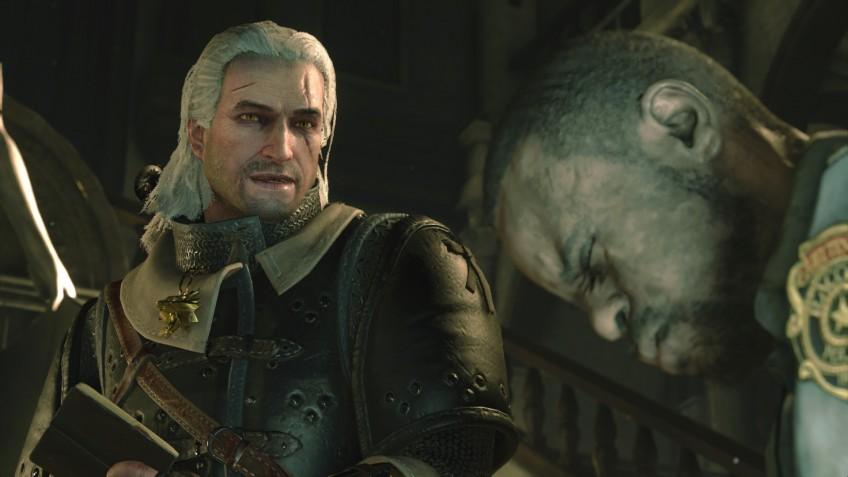 Resident Evil 2: энтузиасты заменили Леона и Клэр на Геральта и Цири из «Ведьмака»