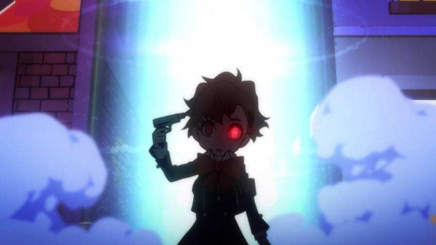Persona Q2: New Cinema Labyrinth вышла на Западе